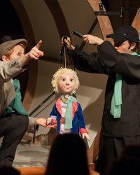 """Pinocchio revine pe scena Teatrului de Păpuși """"Puck"""""""