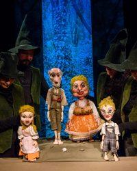 """Teatrul """"Puck"""" prezintă duminică spectacolul """"Hänsel și Gretel"""""""