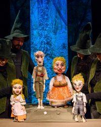 """""""Spiridușul voinic"""" și """"Hӓnsel și Gretel"""", între spectacolele oferite în aceste zile de Teatrul """"Puck"""" pe Facebook"""
