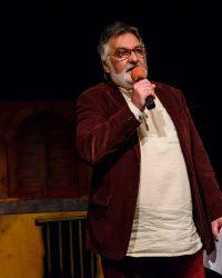 """Actorii Teatrului """"Puck"""" marchează în școli Ziua Culturii Maghiare"""