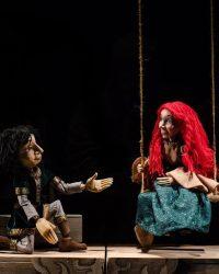 Prințesa Aurora și Paprikajancsi, eroii spectacolelor online la Teatrul Puck