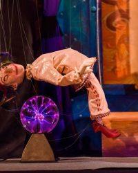 """Cipi și motanul Alfonso, eroii scenei la Teatrul """"Puck"""" în weekend"""