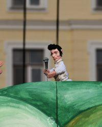 """Teatrul Puck va prezenta un spectacol la Festivalul de Teatru pentru Copii """"Lumea poveștilor"""""""