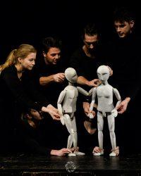"""Teatrul """"Puck"""" reia Întâlnirile studenților păpușari, de această dată în variantă online"""