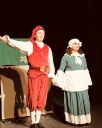 """Actorii Teatrului """"Puck"""" revin pe scenă în weekend. Care sunt primele spectacole"""